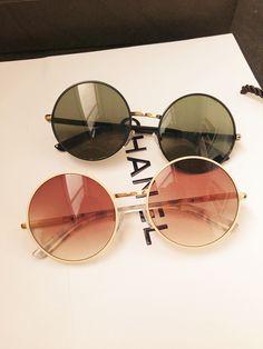 metal circular frame sunglasses - http://zzkko.com/note/61536 $7.50