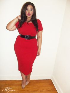 alliemcg:  New post! Finally found the perfect red dress. Read more here at my blog.