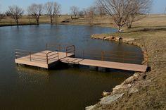 images of pond docks | Home / Shop / Floating Docks / Sectional Aluminum Floating Dock