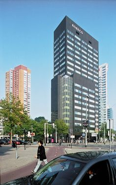 Kantoorgebouw ROBECO / Office Building ROBECO ( W.G. Quist )