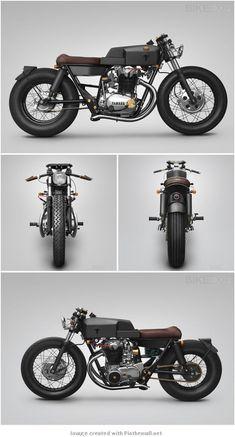 caferacergirls:   Yamaha XS650...