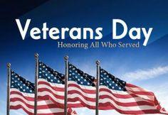 Happy Veterans Day! - http://www.jeffdial.org/2017/11/happy-veterans-day/