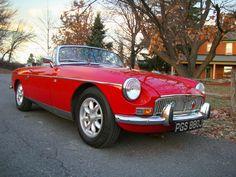 1970 MGB RHD