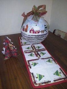 Creaciones de Patcheork para Navidad