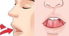 Houd je tong op je gehemelte en adem 60 sec lang en zie wat er met je gezondheid gebeurt…   Dagelijks.nu