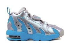 Nike Air DT Max 96 (PS) Little Kids Basketball Shoes - http:/