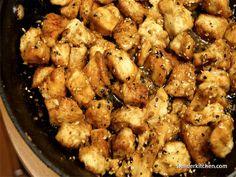 Sesame Chicken   Slender Kitchen