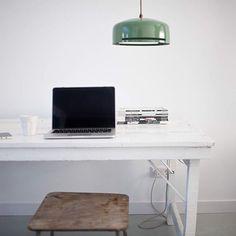 #design #lampbijwerkplek #hanglamp #pragtcompany