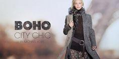 Boho City Chic by Michael Kors <3 #trends #designer #fashion