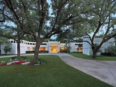 WOW! Live like J.R. Ewing in this stunning contemporary Dallas home-turned-TV set - 2014-Mar-07 - Dallas, TNT, 4130 Cochran Chapel - Plano Homes & Land Real Estate