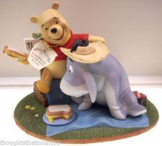 Pooh Friends Figurine Summer Days R Full of Fun