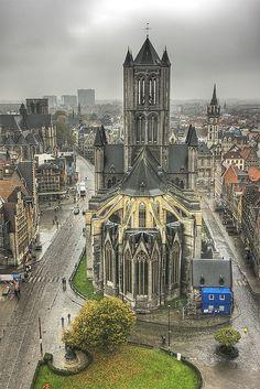 Sint-Niklaaskert, Ghent, Belgium