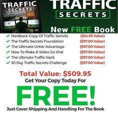 Traffic secrets bonus Video Go, Make A Video, Make Money Online, How To Make Money, Great Websites, The Secret Book, Free Books, Search Engine, Improve Yourself
