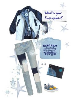 """What's your Superpower?"" by musicfriend1 ❤ liked on Polyvore featuring Joshua's, lululemon, Simon Miller, Whistles, Monica Rich Kosann, women's clothing, women's fashion, women, female and woman"