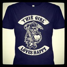 Love Happy from SOA aka David LaBrava