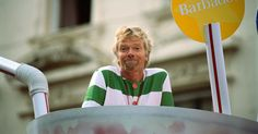 Richard Branson drinks 20 cups of tea a day—here's the rest of his daily routine