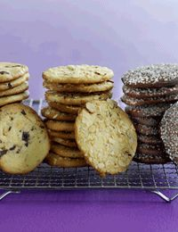 1 dej 3 småkager Muffin, Sweets, Cookies, Baking, Breakfast, Cake, Desserts, Food, Crack Crackers