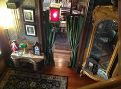 Geiger Victorian Bed & Breakfast: entryway