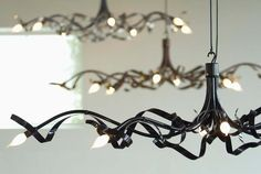 home design Montone Collection of Lights by Jacco Maris