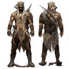 Ideas Fantasy Warrior Concept Art Assassins Creed For 2019 Fantasy Character Design, Character Concept, Character Inspiration, Character Art, Dnd Characters, Fantasy Characters, Assassin's Creed 3 Dlc, Assains Creed, Warrior Concept Art