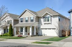 Spacious 3100 sq ft 4 bed, 2.7 bath home on large level lot w/ exceptional mountain views & private yard. Main level bed w/ full bath. Large upper level bonus room & 3 additional bedrooms, including Master suite w/ adjoining French doors & office space. Custom paint, extensive hardwood flooring, gourmet kitchen w/tile counters, fully fenced backyard, w/large stamped concrete patio.