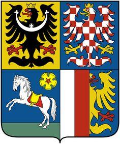Region of Moravia-Silesia (T), Czech Republic, Capital: Ostrava, Ext 5426.83 Km² #MoraviaSilesia #Ostrava (L2920)