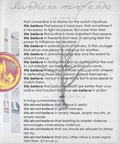 The Dauntless Manifesto. (This also happens to be the only faction I have zero aptitude for.)