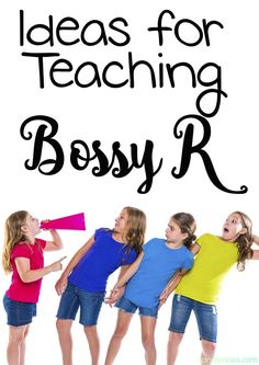 Need some ideas for teaching Bossy R? This post is FILLED with a ton of activities that would be great to use in the first grade or second grade classroom. Also, includes a freebie!