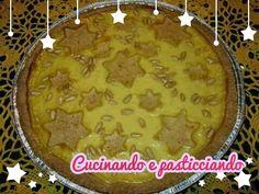 Cucinando e Pasticciando: Crostata crema pasticcera e pinoli
