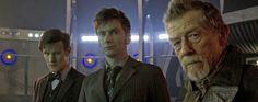Première bande-annonce teaser pour l'épisode spécial 50 ans de #DoctorWho #TheDayOfTheDoctor