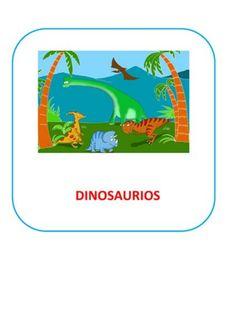 Proyecto completo dinosaurios. programación, fichas y recursos. Educación Infantil 3 años. CEIP Delicias. Cáceres www.tumeaprendes.com