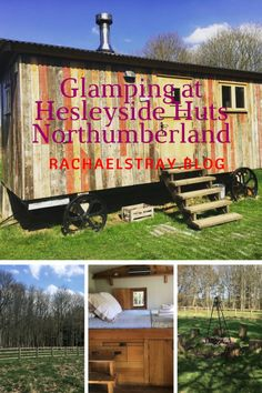 To celebrate the hubby's birthday we decided to book a last minute trip glamping at Hesleyside shepherds huts in Northumberland. 30 Things To Do Before 30, Unusual Hotels, Hubby Birthday, North East England, Last Minute Travel, Shepherds Hut, Days Out, Where To Go, Glamping