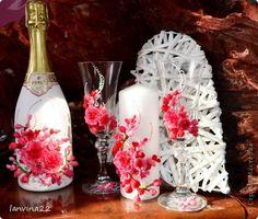 Декор предметов Свадьба Лепка Свадебный набор Фарфор холодный фото 1