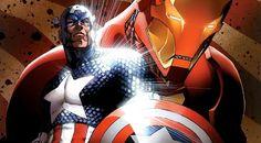 Drowned World: Marvel anuncia reparto para Capitán América: Civil...