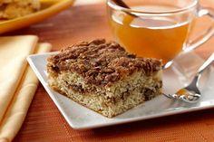 Buttermilk Streusel Coffee Cake - AE Dairy Recipes