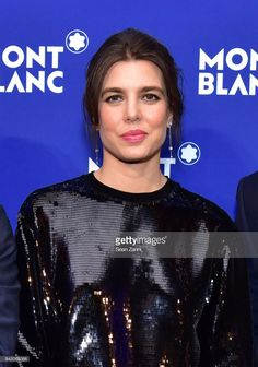 News Photo : Charlotte Casiraghi attends the Montblanc...