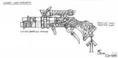12b.jpg - Warhammer Dwarf Concept Artwork - Gallery - Bugmans Brewery - The Home for all Warhammer Dwarf Fans
