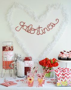Valentine's Day is a day where you and your significant other can spend a special day together... But who says you even need a boyfriend to celebrate this one day of the year? Use this day to appreciate your best girlfriends with a Galentine's Day Party! Here are a few tips on how to throw a party your friends will love too! #galentinesday #galentines #day