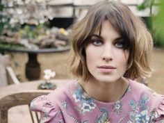 She instigated the re-birth of the bob, popularised dip-dyeing and made grungy waves cool. Alexa Chung talks Stylist through her life, one haircut at a time.