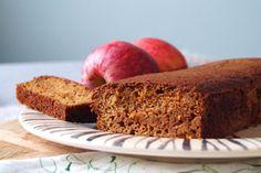 glutenvrije appelmoes cake zonder suiker