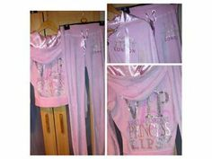 Limited edition VIP lipsy London tracksuit