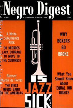 Negro Digest, June 1962