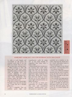 ru / Фото - Embroidery and cross - tymannost Biscornu Cross Stitch, Cross Stitch Rose, Cross Stitch Flowers, Cross Stitch Embroidery, Embroidery Patterns, Fair Isle Knitting Patterns, Easy Sewing Patterns, Knitting Charts, Loom Patterns