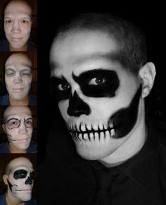 Die 7 Besten Bilder Von Halloween Gesicht