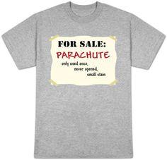 Parachute For Sale. $19.99