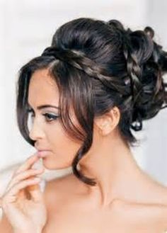 Easy But Cute African American Wedding Hairstyles Ideas To Makes You Look Gorgeous 67