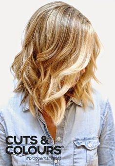 Balayage haar is de kleur techniek dat toegepast kan worden om jouw haar een frisse en moderne touch te geven | Balayagehighlights | Bobline | Trendingnow | Hairlovers | Sophisticated