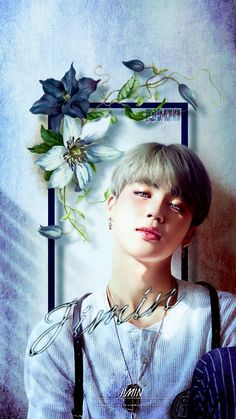 Jimin Fanart [cr. on photo] || •161108 BTS Season's Greetings 2017