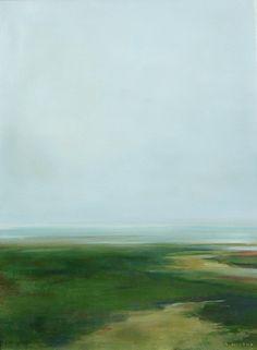 One of my favorite Anne Packard. Watercolor Landscape, Landscape Art, Landscape Paintings, Paintings I Love, Seascape Paintings, Sea Art, Coastal Art, Contemporary Landscape, Art Techniques