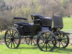 Antique Carriage this is what i need for walking the dogs